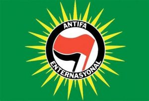 Fahne:Antifa Enternasyonal