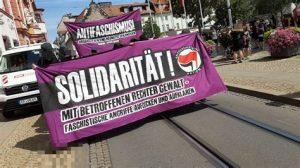 Transparent:Solidarität mit betroffenen rechter Gewalt